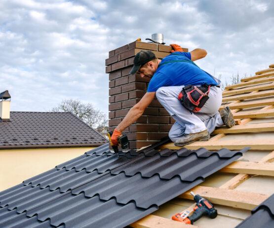 metal roof installation ri